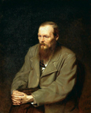 Vasili Perov: Fjodor Dostojevski (1872)